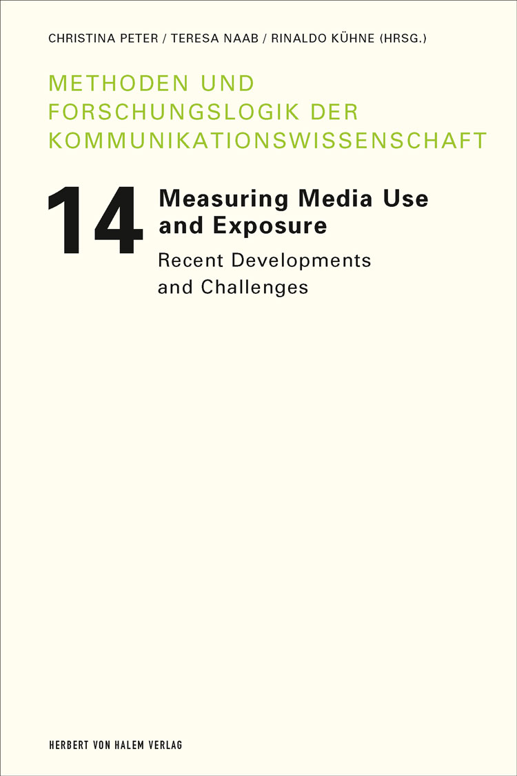 Measuring Media Use and Exposure